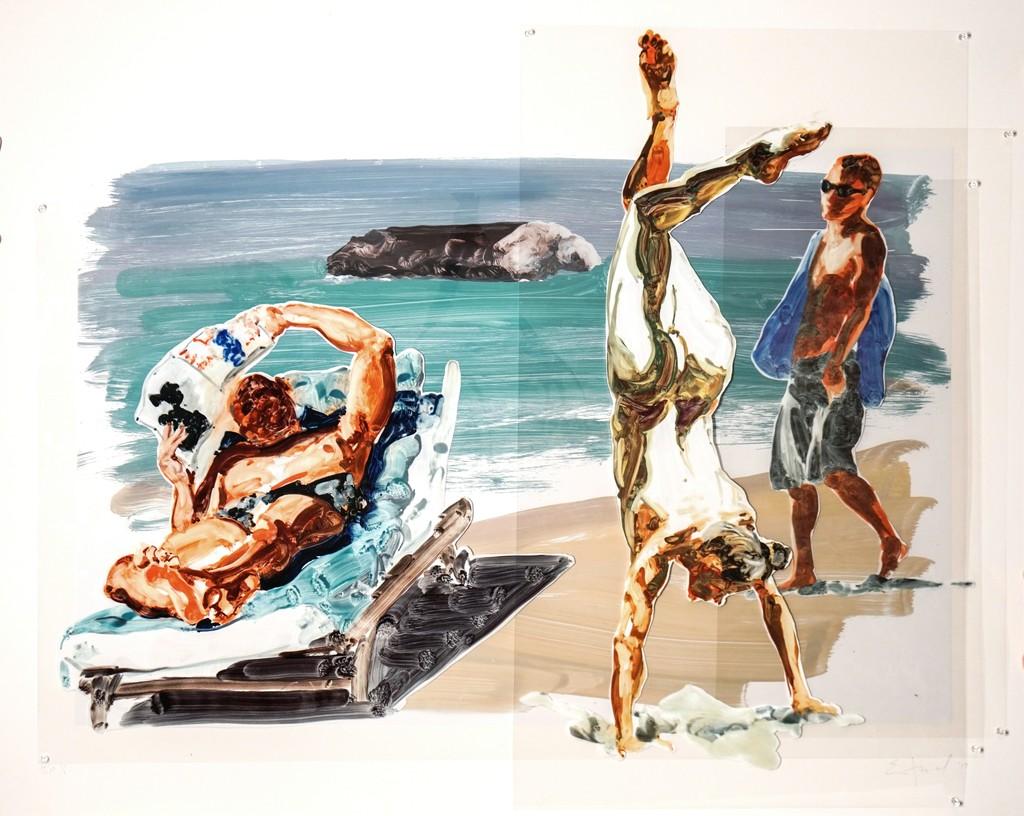 Untitled (Handstand)