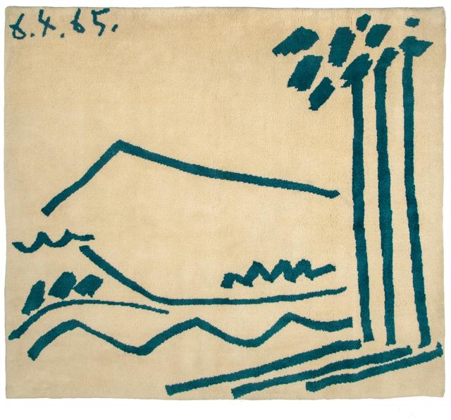 Pablo Picasso, 'La Napoule', 1965, Custot Gallery Dubai