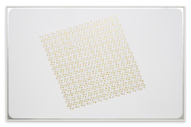 , 'PVA Composition (Diamond),' 2016, Future Gallery