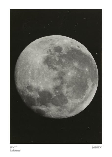 , 'Moon N.11,' , GRIN
