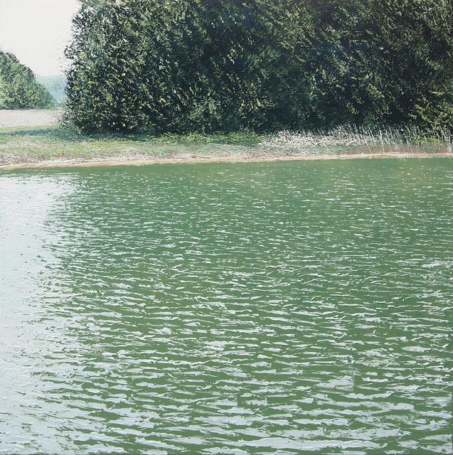 , 'Lumiere D'ete Sur Le Canal,' 2018, Urbane Art Gallery
