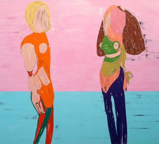 , 'Couple,' 2012, Galerie Nathalie Obadia