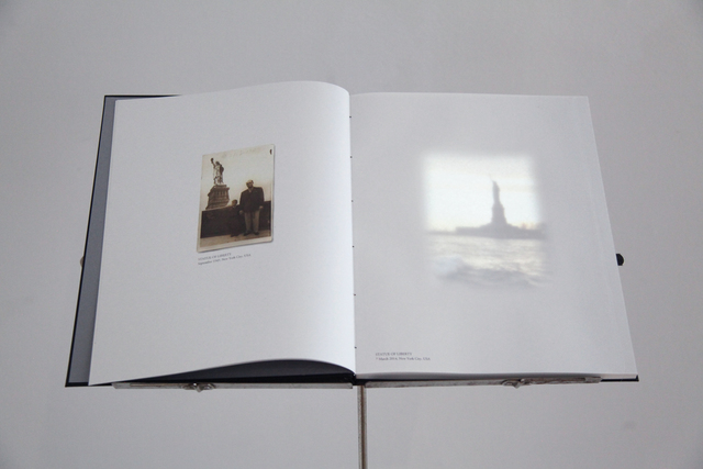 , 'Repetition-Book (Statue of Liberty),' 2014, Aki Gallery