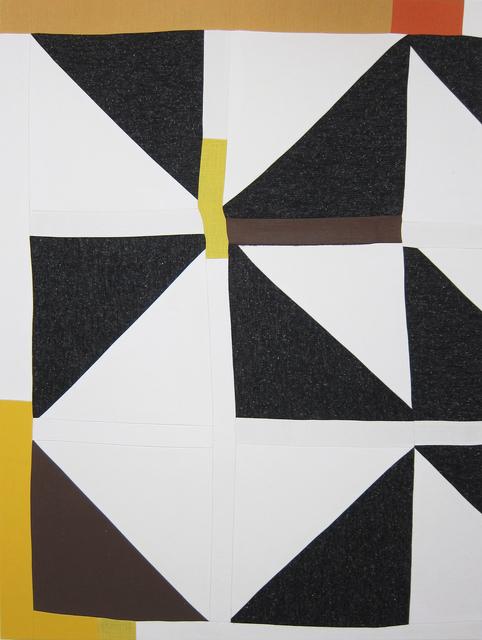 Les Ramsay, 'Pinwheel Posture', 2016, Galerie Antoine Ertaskiran