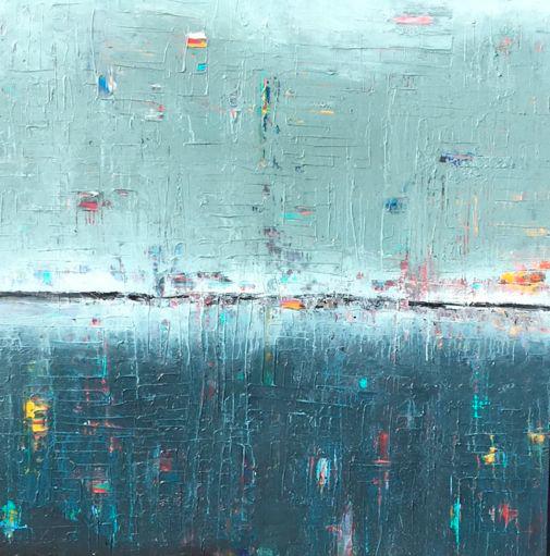 , 'Sea,' 2017, Walter Wickiser Gallery