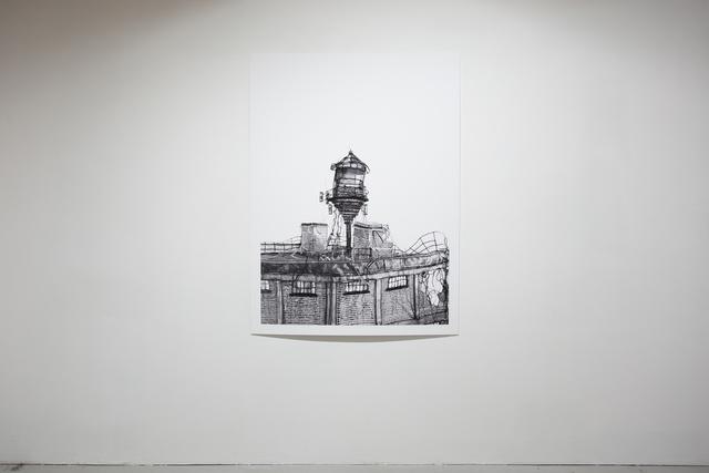 , 'Detail of The Van Horne Warehouse ,' 2018, Art Mûr