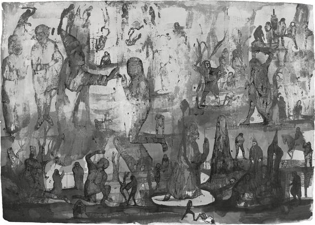 , 'Visions of Heaven,' 2012, Micheko Galerie