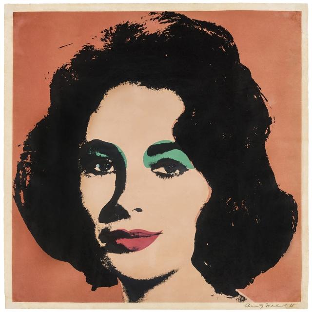 Andy Warhol, 'Liz (Feldman & Schellmann II.7)', 1967, Forum Auctions