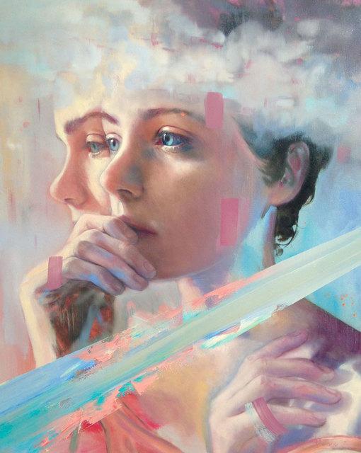 , 'Refraction ,' , Lawrence Alkin Gallery