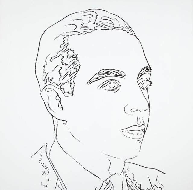 , 'Vincente Minelli,' 1980, Revolver Gallery
