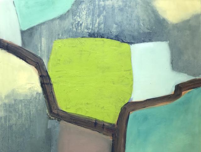 Rita Moreno, 'Divergencias', 2018, Painting, Oil on canvas, ENCANT