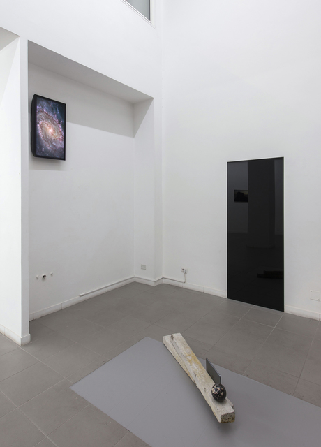 , 'Untitled(G) (Gate, Galaxy, Ground),' 2015, The Gallery Apart