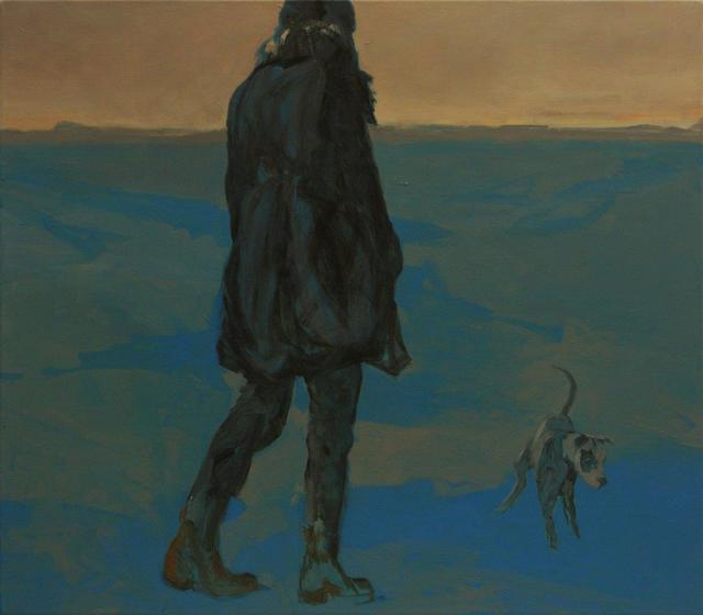 , 'Untitled (Man und Hund),' 2015, OSME Gallery