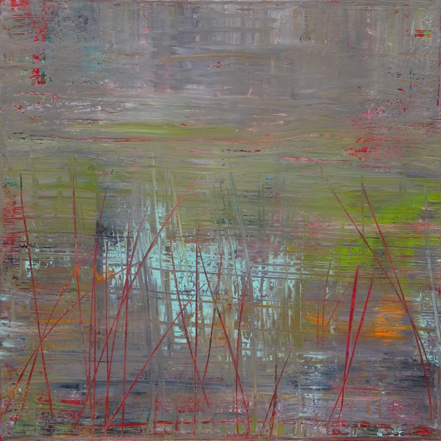 , 'Red Reeds,' 2017, A Gallery