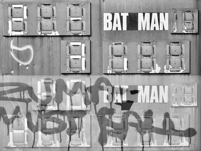 , 'Batman & Zuma,' 2019, Black Box Publishing