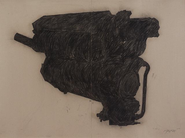 , 'T 34 C,' 2013, Dvir Gallery