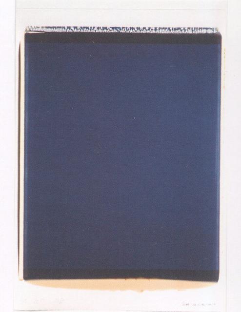, 'Sky (5.59h),' 2000, Galerie Kornfeld