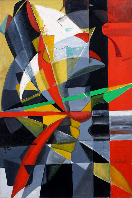 , 'Abstraction 55,' 1955, Benjaman Gallery Group