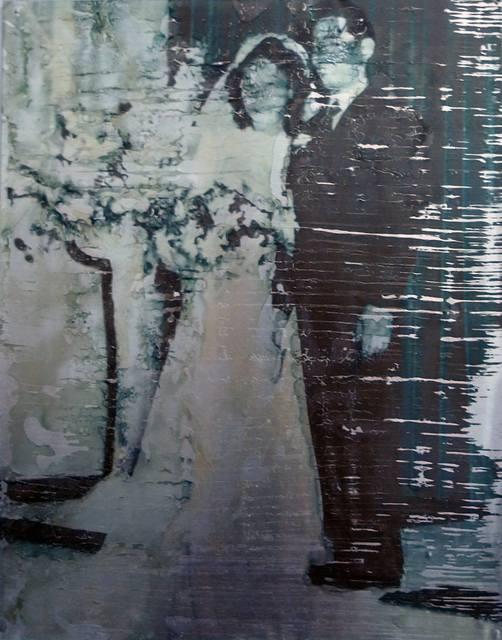 , 'Wedding During WWII 2,' 2015, KOKI ARTS