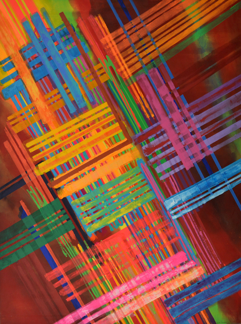 , 'Fast Tempo,' 2014, Carter Burden Gallery
