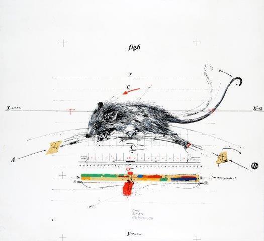 Vladimir Velickovic, 'Rat n°6', 1973, Digard Auction