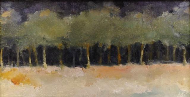 , 'Nut Orchard Sienna III,' 2013, Canal Street Art Gallery