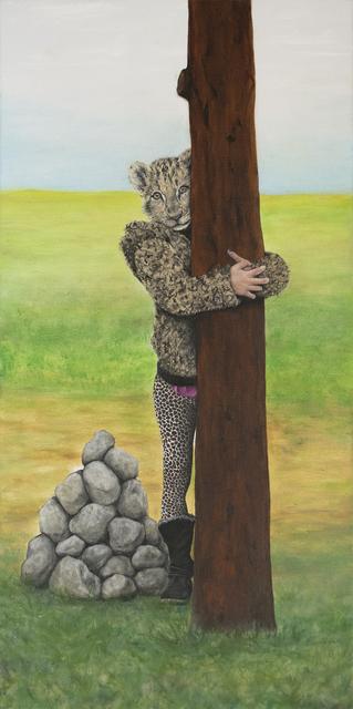 , 'Tree Hugger,' 2018, Beacon Gallery