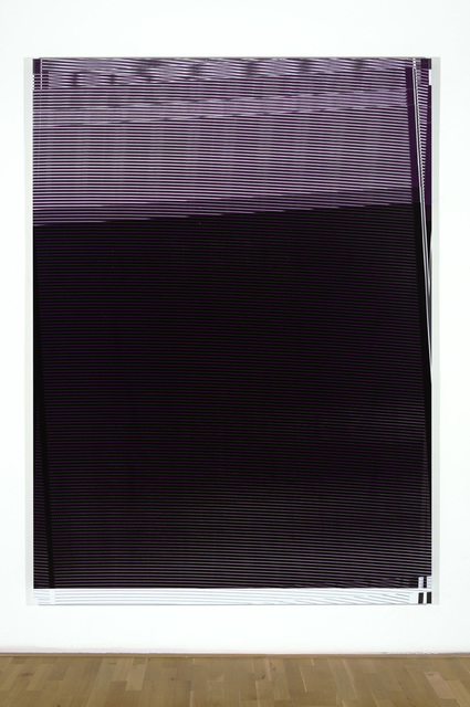 , 'Vector Weave - Action 1 over 2 - CG_ColorPhotocopy_Print 04,' 2014, Galerie Andreas Huber