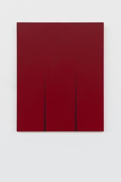 , 'Ängarnas avlägsna grönska / The Green of the Distant Meadows, 2,' 2017, Galerie Nordenhake