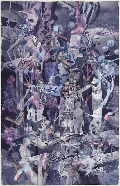 , 'Haunt,' 2014, Pierogi