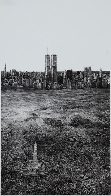 , 'New York,' 2017, Art Front Gallery