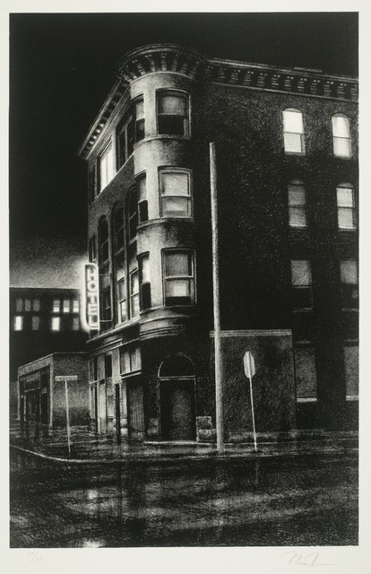 , 'Transient Hotel,' 1991, ACA Galleries