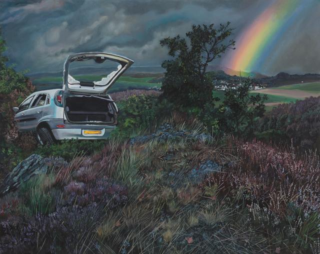 Deborah Poynton, 'Car 1', 2018, Stevenson