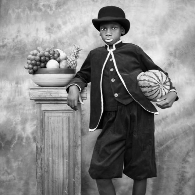 , 'Watermelon boy,' 2017, Magnin-A