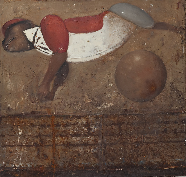 , 'LITTLE TOM,' 2012, ARTCO Gallery