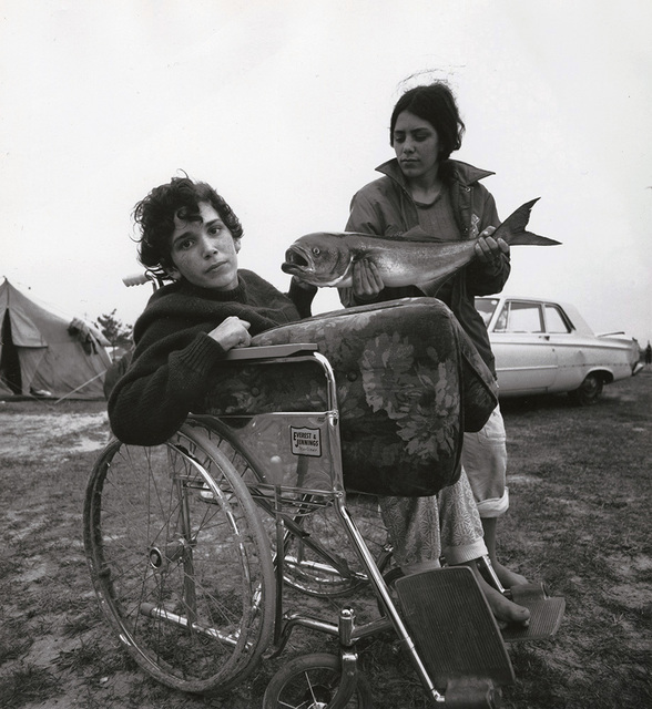 Arthur Tress, 'Brother and Sister, Montauk, NY', 1973/1973c, Photography, Silver print unmounted, Contemporary Works/Vintage Works