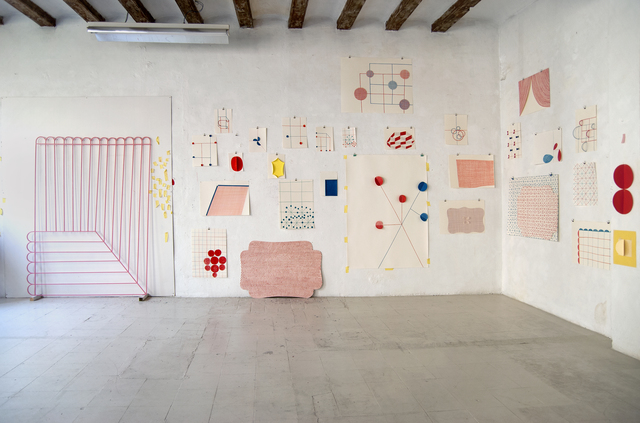 , 'Sabine Finkenauer´s Studio. Barcelona,' , Rafael Pérez Hernando Arte Contemporáneo