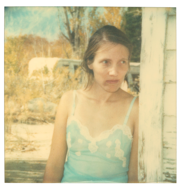 Stefanie Schneider, 'Dust Bowl Weary (Wastelands)', 2003, Photography, Digital C-Print based on a Polaroid, not mounted, Instantdreams