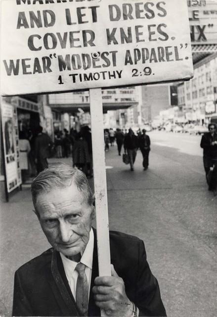 , 'NYC,' ca. 1960, Galerie Julian Sander