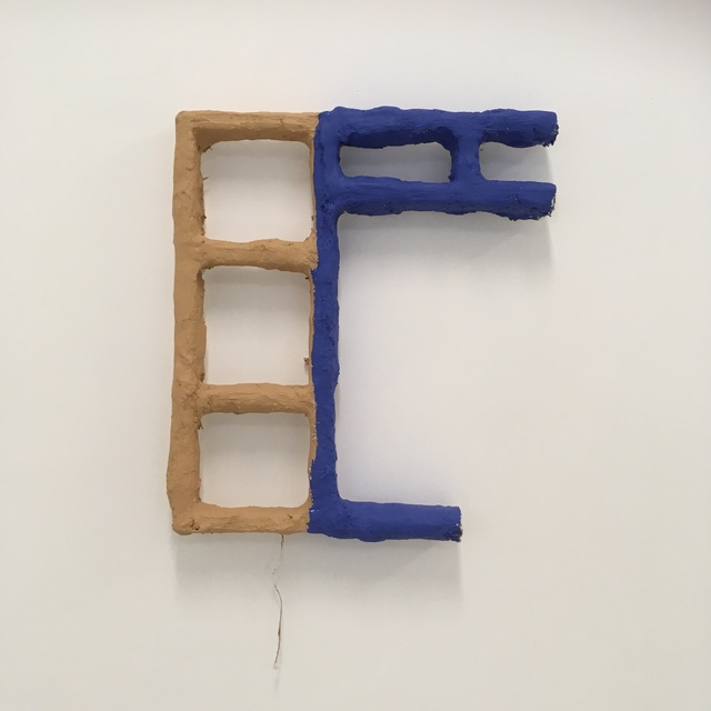 , 'Untitled (base mineral, blue) ,' 2018, Emerson Dorsch
