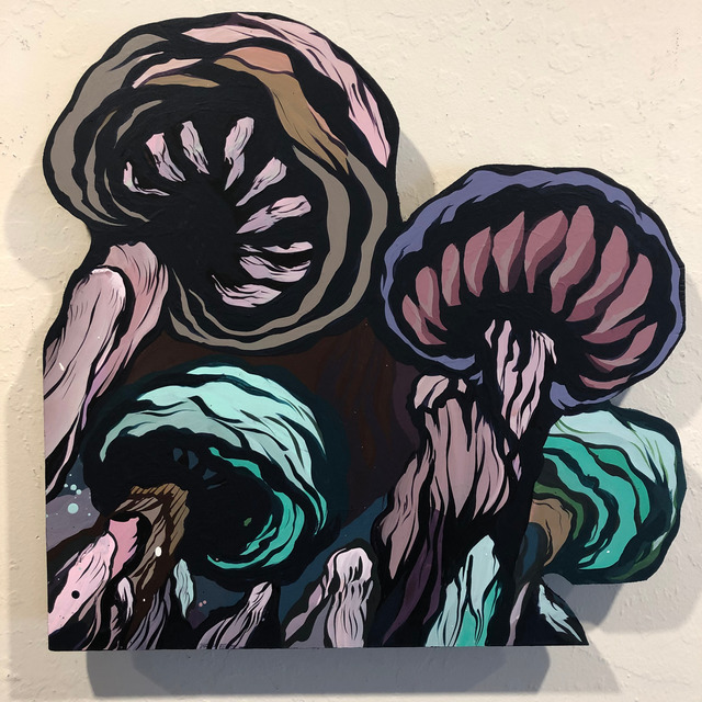 , 'Upwards Champignons,' 2016-2019, Gallery 30 South