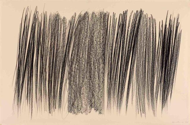 Hans Hartung, 'P1960-48', 1960, Doyle