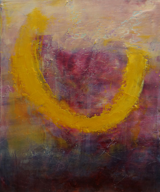 ", '""Heart On Fire"",' 2017, Hilton Asmus"