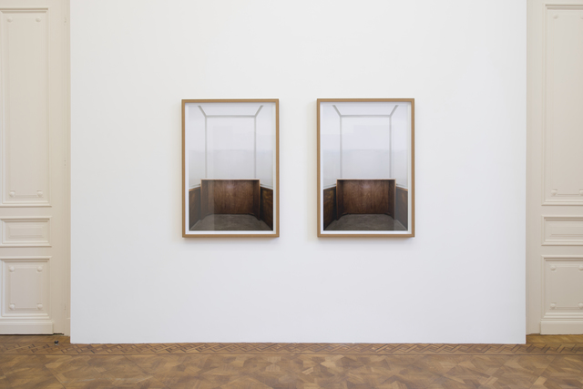 , 'Glass I,' 2010-2011, Dvir Gallery
