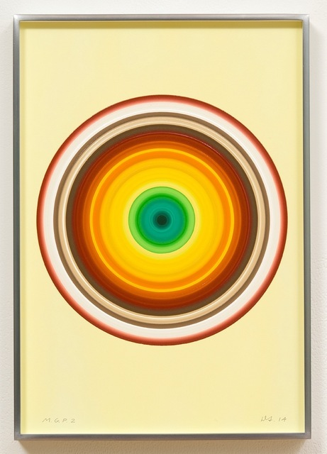 Don Suggs, 'Morning Glory Pool 2', 2014, L.A. Louver
