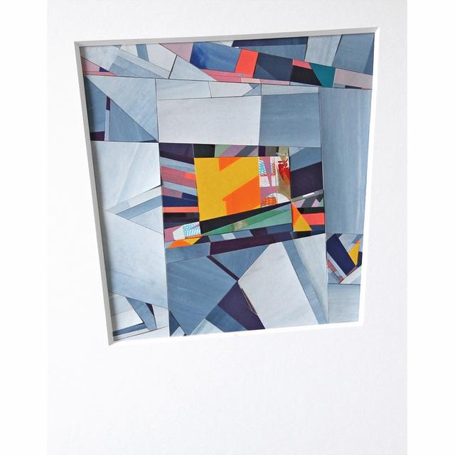 , 'Remember, Correlate, Anticipate (Blue),' 2013, InLiquid