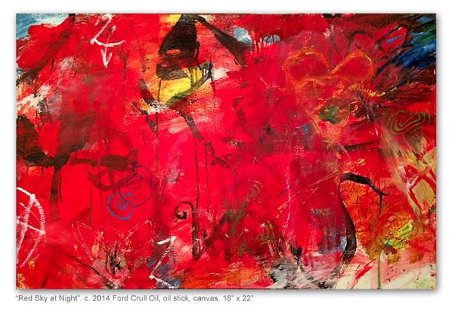 , 'Red Sky at Night,' 2014, Cross Contemporary Art