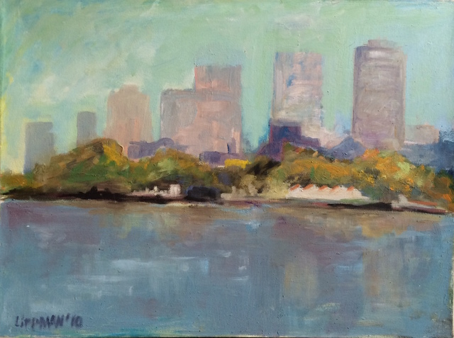 , 'NJ Across the Hudson,' 2010, InLiquid