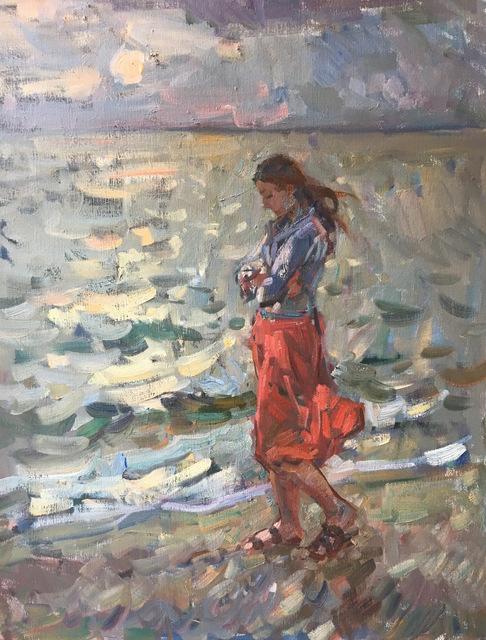 , 'Evening Breeze,' 2017, Grenning Gallery