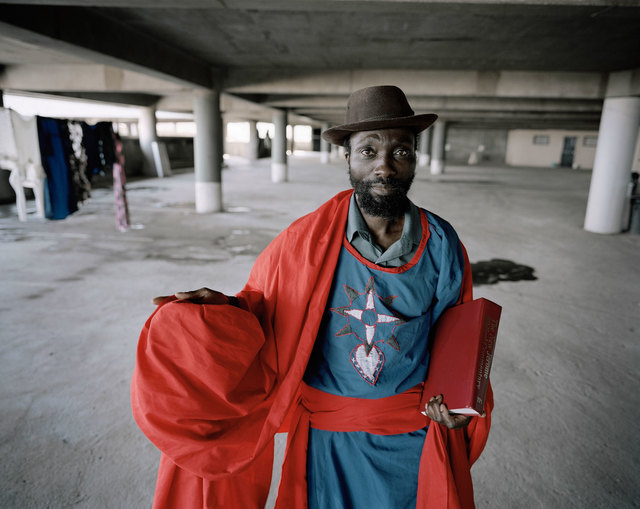 , 'Onious Mthembo, Ponte City,' 2008, Goodman Gallery
